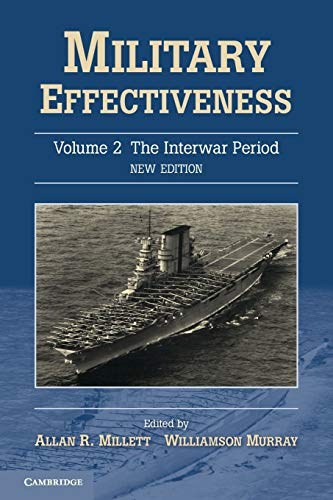 9780521737500: Military Effectiveness: Volume 2 (Military Effectiveness 3 Volume Set)