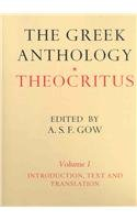 9780521737593: Theocritus - 2 Part Set: Theocritus 2 Volume Paperback Set (Greek Anthology)