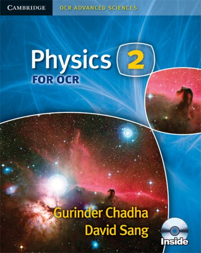 9780521738309: Physics 2 for OCR Secondary Student Book with CD-ROM (Cambridge OCR Advanced Sciences)
