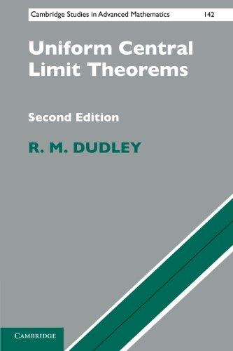 9780521738415: Uniform Central Limit Theorems