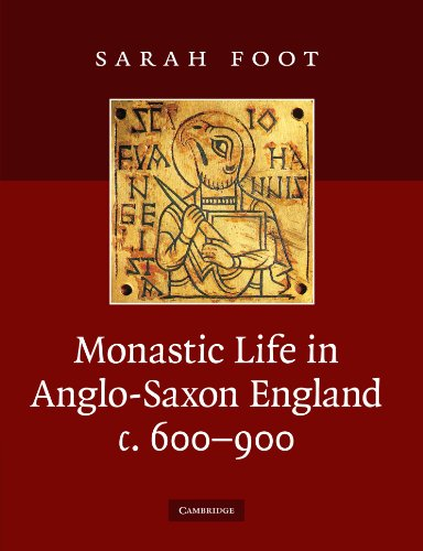 9780521739085: Monastic Life in Anglo-Saxon England, c.600-900