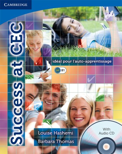 9780521739948: Success at CEC Self-study Student's Book with Audio CD French Edition