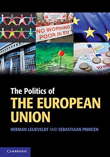9780521740111: The Politics of the European Union (Cambridge Textbooks in Comparative Politics)
