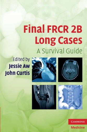 9780521740692: Final FRCR 2B Long Cases: A Survival Guide (Cambridge Medicine (Paperback))