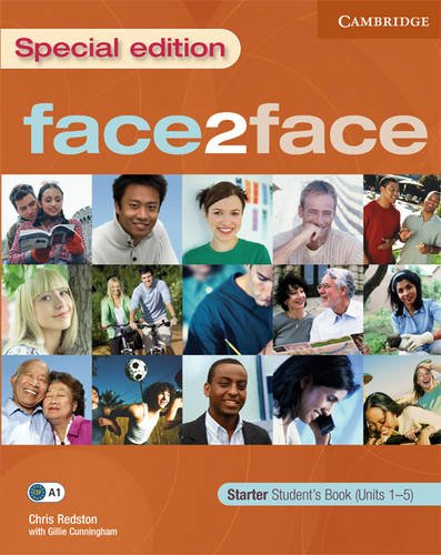 9780521740708: Face2face Starter Student's Book Turkish Edition