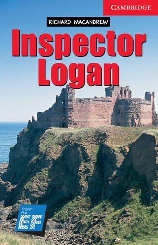 9780521740852: Inspector Logan Level 1 Beginner/Elementary EF Russian edition (Cambridge English Readers)