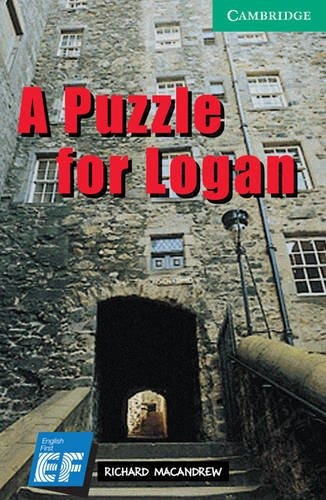 9780521740869: A Puzzle for Logan Level 3 Lower Intermediate EF Russian edition (Cambridge English Readers)