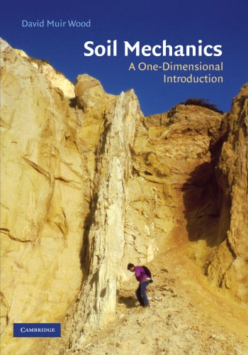 9780521741323: Soil Mechanics: A One-Dimensional Introduction