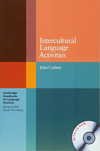9780521741880: Intercultural Language Activities with CD-ROM (Cambridge Handbooks for Language Teachers)