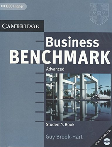 Business Benchmark Advanced Student`s Book BEC Higher Edition (Series: Business Benchmark): Guy ...