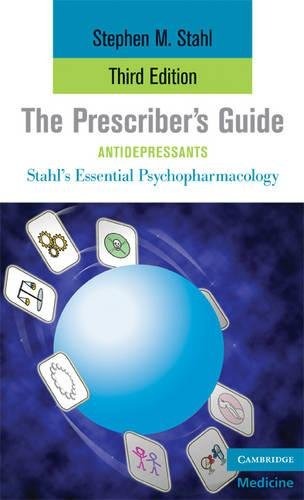 9780521743969: The Prescriber's Guide, Antidepressants (Stahl's Essential Psychopharmacology)