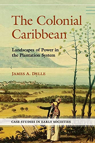 9780521744331: The Colonial Caribbean: Landscapes of Power in Jamaica's Plantation System (Case Studies in Early Societies)