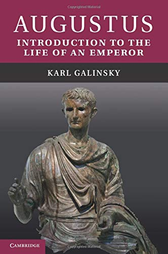 9780521744423: Augustus: Introduction to the Life of an Emperor