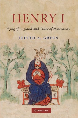 9780521744522: Henry I: King of England and Duke of Normandy