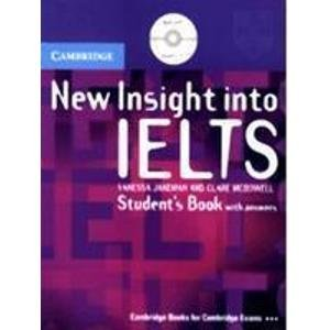 9780521745130: [New Insight into IELTS Student's Book with Answers] [by: Vanessa Jakeman]