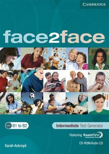 9780521745888: face2face Intermediate Test Generator CD-ROM