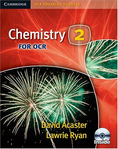 9780521746045: Chemistry 2 for OCR Student Book with CD-ROM (Cambridge OCR Advanced Sciences)