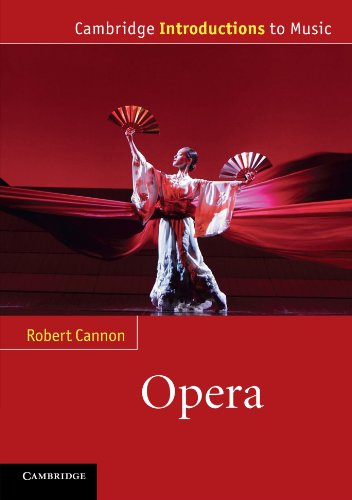 9780521746472: Opera (Cambridge Introductions to Music)