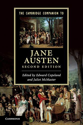 9780521746502: The Cambridge Companion to Jane Austen