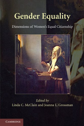 9780521747349: Gender Equality: Dimensions of Women's Equal Citizenship