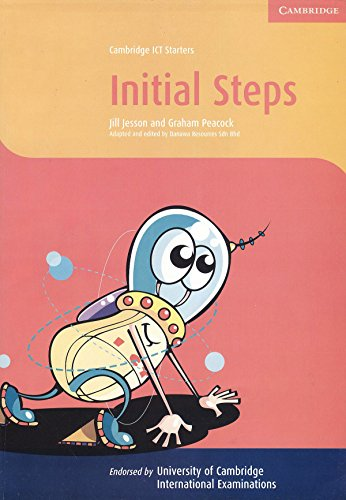 9780521747424: Cambridge Ict Starters: Initial Steps, Microsoft