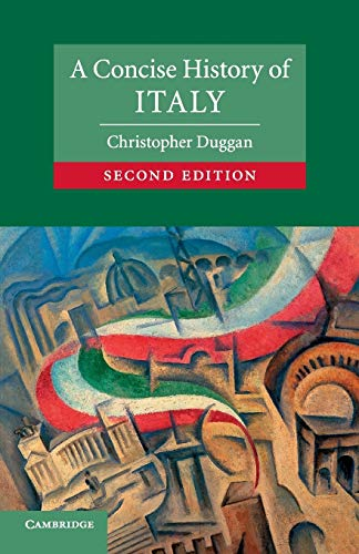 9780521747431: A Concise History of Italy (Cambridge Concise Histories)