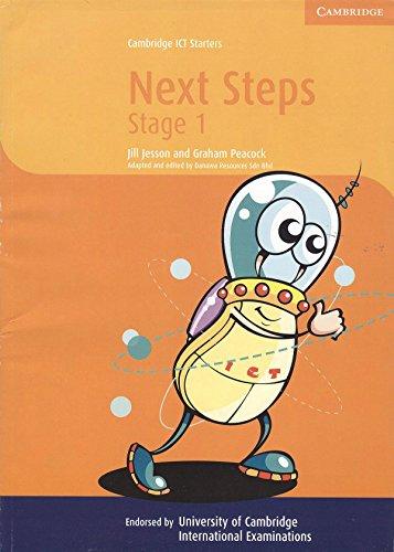 Cambridge ICT Starters: Next Steps Microsoft Stage: Peacock, Graham, Jesson,