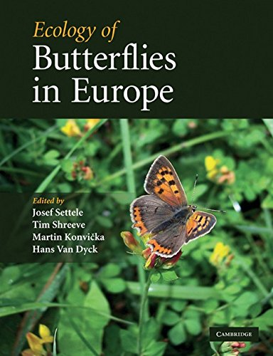 9780521747592: Ecology of Butterflies in Europe