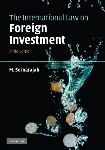 9780521747653: The International Law on Foreign Investment