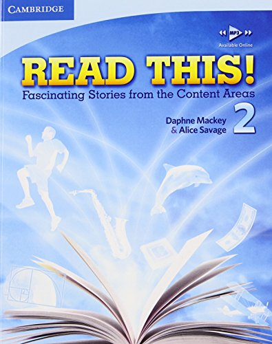 Read This! Level 2 Student's Book: Fascinating: Mackey, Daphne; Savage,