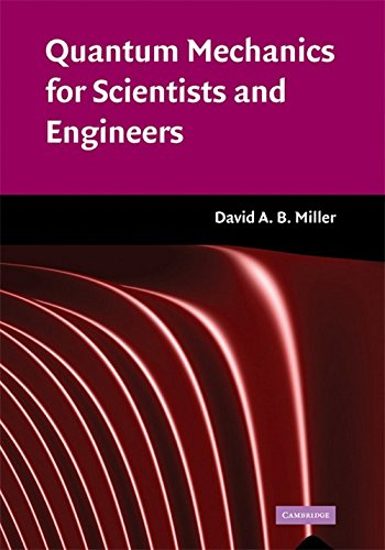 9780521748261: Quantum Mechanics for Scientists and Engineers Paperback
