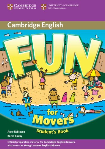 9780521748285: Fun for Movers 2nd Student's Book
