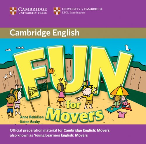 9780521748315: Fun for Movers Audio CD