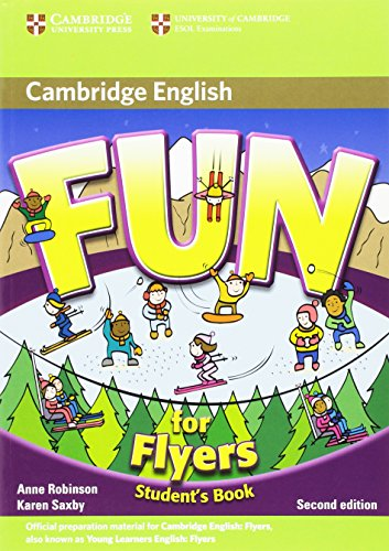 9780521748568: Fun for flyers. Student's book. Per la Scuola secondaria di primo grado