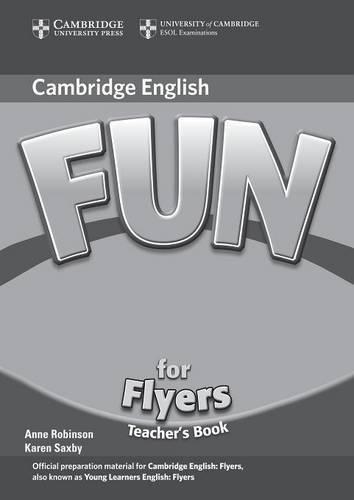 9780521748575: Fun for Flyers Teacher's Book