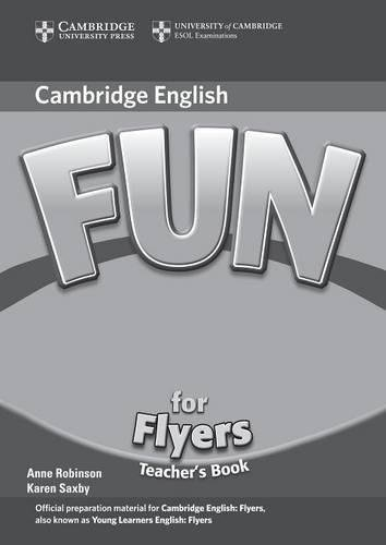 9780521748575: Fun for Flyers Teacher's Book