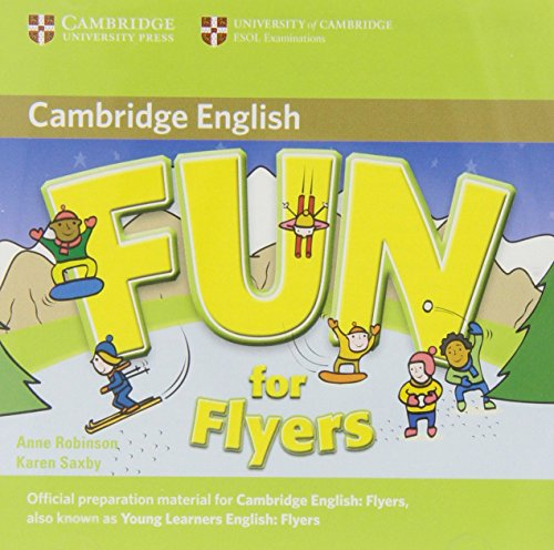 9780521748599: Fun for Flyers Audio CDs (2)