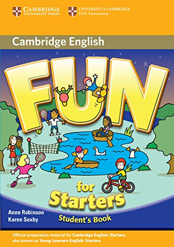 9780521748605: Fun for Starters Student's Book
