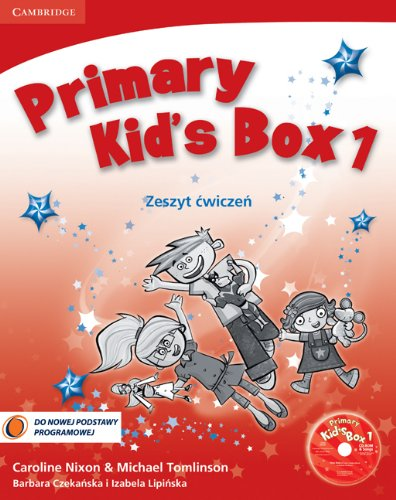 9780521748766: Primary Kid's Box Level 1 Activity Book with CD-ROM Polish edition