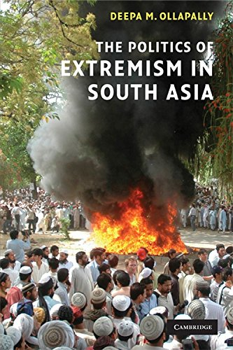 9780521749077: Cambridge University Press The Politics Of Extremism In South Asia (South Asian Edition)
