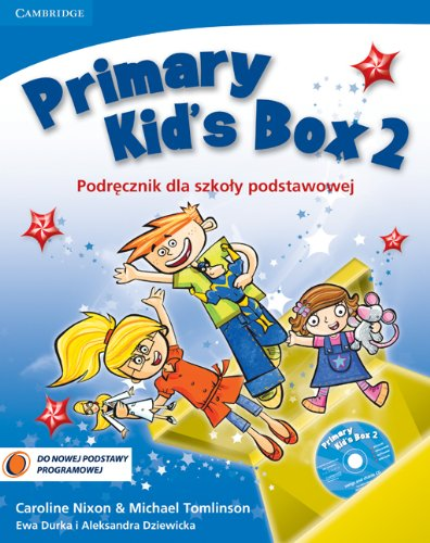 9780521749473: Primary Kid's Box Level 2 Pupil's Book with Songs CD and Parents' Guide Polish edition