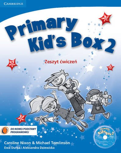 9780521749589: Primary Kid's Box Level 2 Activity Book with CD-ROM Polish Edition