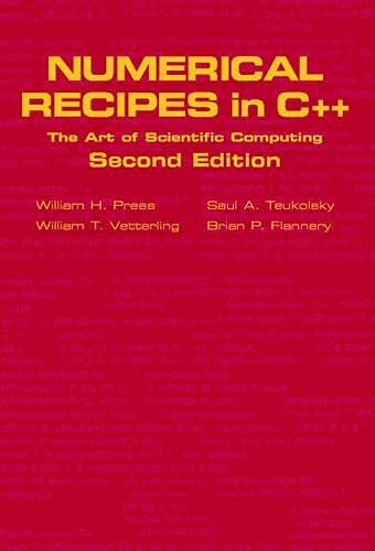 9780521750332: Numerical Recipes in C++: The Art of Scientific Computing