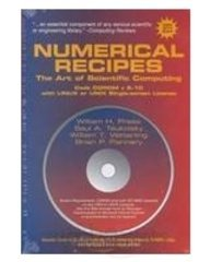 Numerical Recipes Multi-Language Code CD ROM with LINUX or UNIX Single-Screen License: Source Code for the second edition versions of C, C++, Fortran ... BASIC, Lisp and Modula 2 plus many extras (0521750369) by Press, William H.; Teukolsky, Saul A.; Vetterling, William T.; Flannery, Brian P.