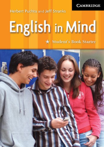 9780521750387: English in Mind Starter Student's Book