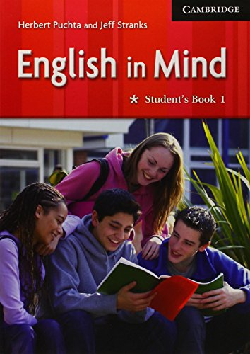 9780521750462: English in Mind 1 Student's Book