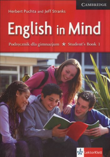 9780521750486: English in Mind 1 Student's Book Polish Edition: Level 1