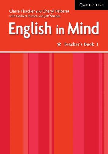 9780521750516: English in Mind 1 Teacher's Book