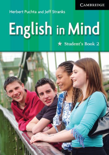 9780521750554: English in Mind 2 Student's Book