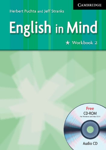 9780521750592: English in mind. Workbook. Per le Scuole superiori. Con CD Audio. Con CD-ROM: 2